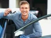 Man buying used car and new car from Sydney Wide Car Brokers